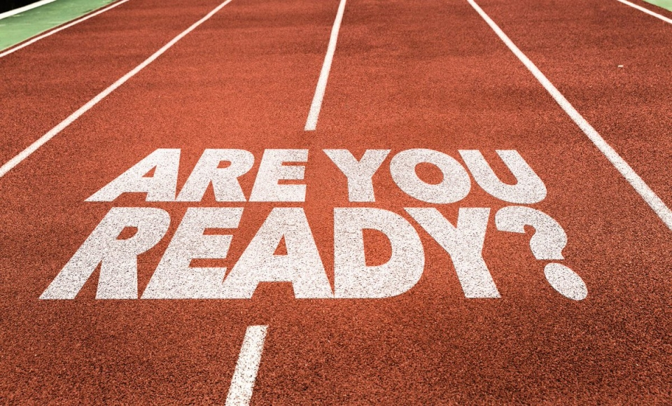 Track are you ready