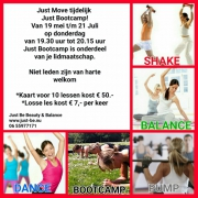 Bootcamp foto grid