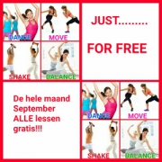 Fit for free banner
