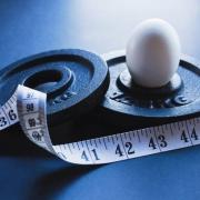 Ei in gewicht